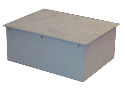 Type 3 Gasketed Flush Mounted Heavy Duty Floor Boxes