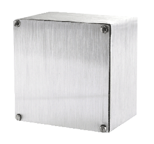 E-BOX,A664SG,ALUMINUM GASKETED SCREW COVER TYPE 3 & 12